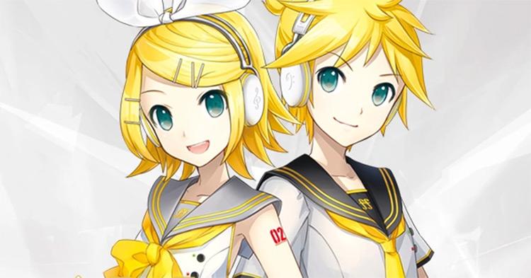 Rin and Len Kagamine, Vocaloid