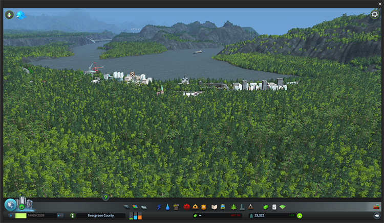 Unlimited Trees Mod for Cities: Skylines