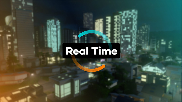 Real Time Mod for Cities: Skylines
