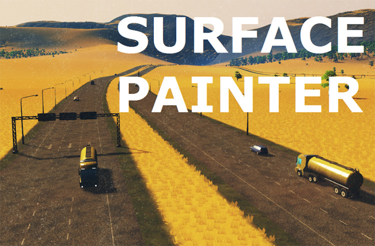 Surface Painter for Cities: Skylines