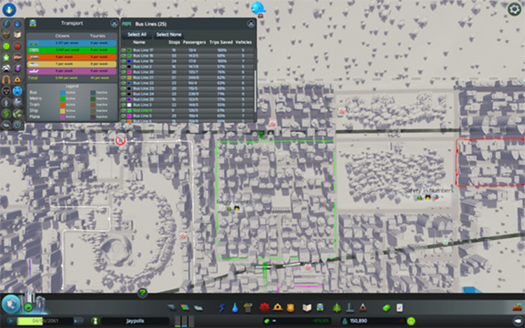 Extended Public Transport UI Mod