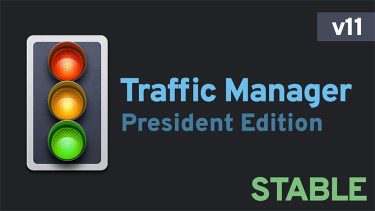 Traffic Manager Mod Screenshot - Cities: Skylines
