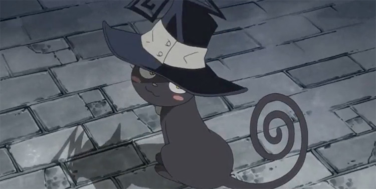 Blair Soul Eater Anime Screenshot