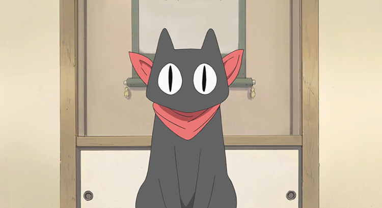 Sakamoto Nichijou Anime Screenshot