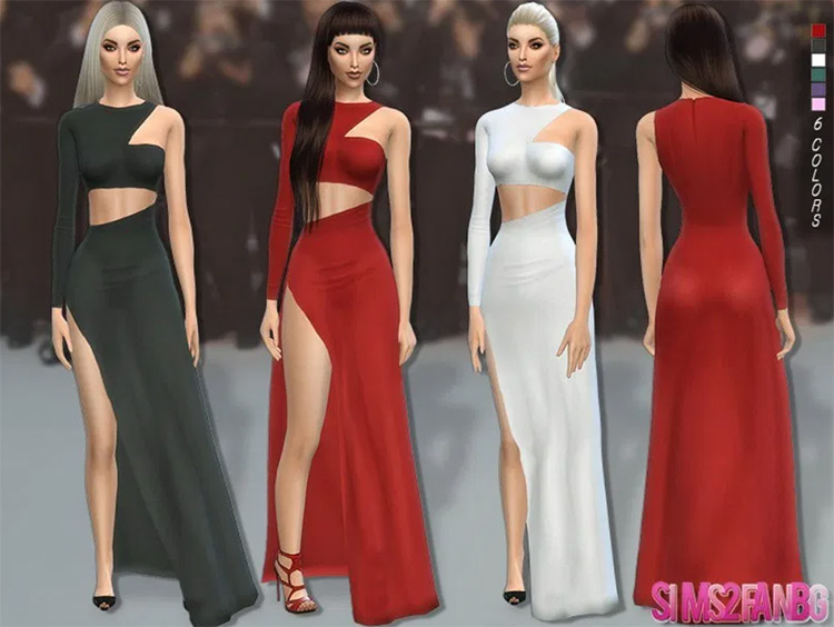 Screenshot of Desislava Dress