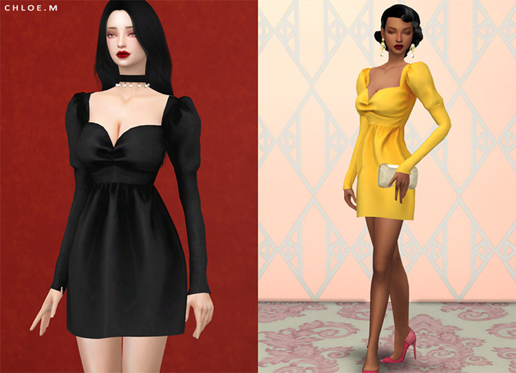 Screenshot of Vintage Dress TS4