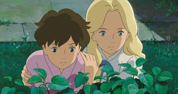 When Marnie Was There - Anime Screenshot