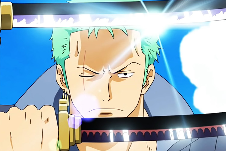 Roronoa Zoro - One Piece Anime Screenshot