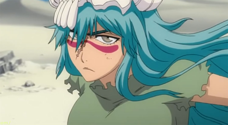 Nelliel Tu Odelschwanck - Bleach Anime Screenshot