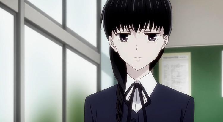 Saki Hanajima - Fruits Basket Anime Screenshot