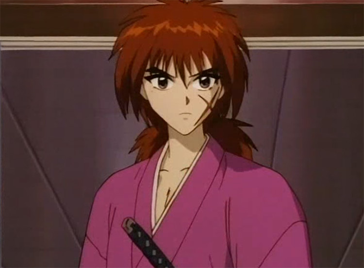 Rurouni Kenshin Shounen Anime Screenshot