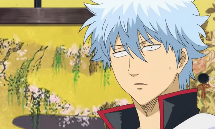 Gintama Shounen Anime Screenshot