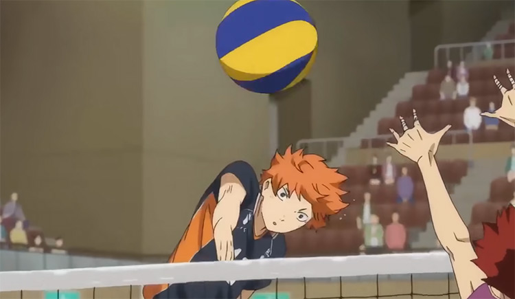 Haikyuu!! Shounen Anime Screenshot