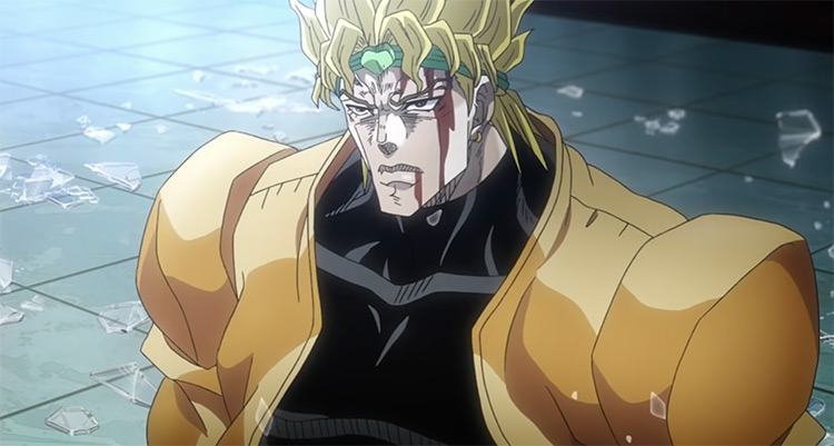 JoJo no Kimyou na Bouken Shounen Anime Screenshot