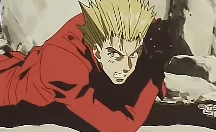 Trigun Shounen Anime Screenshot