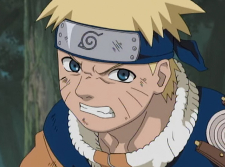 Naruto Shounen Anime Screenshot