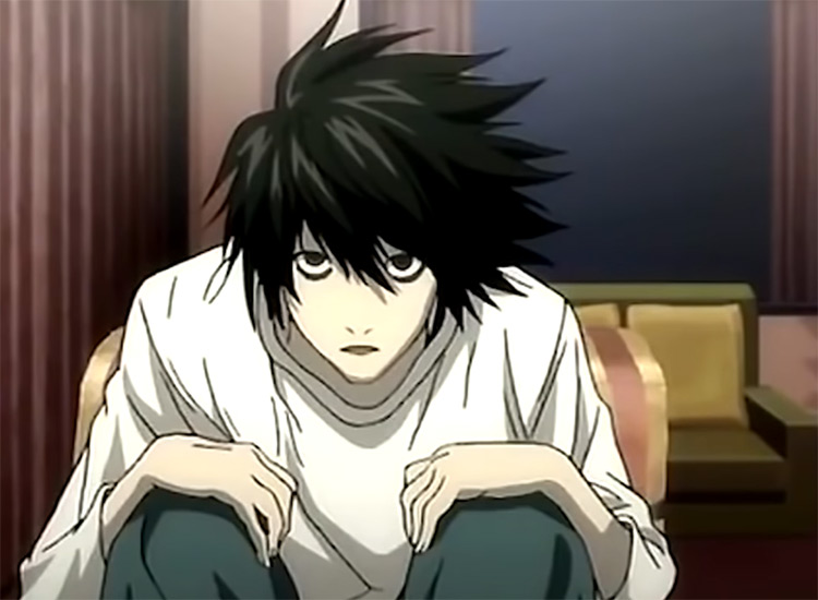 Death Note Shounen Anime Screenshot