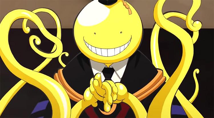 Ansatsu Kyoushitsu Shounen Anime Screenshot