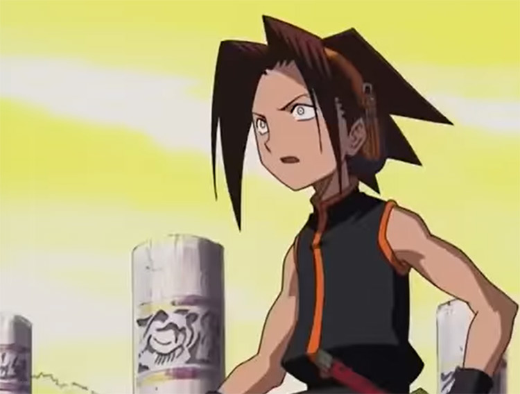 Shaman King Shounen Anime Screenshot