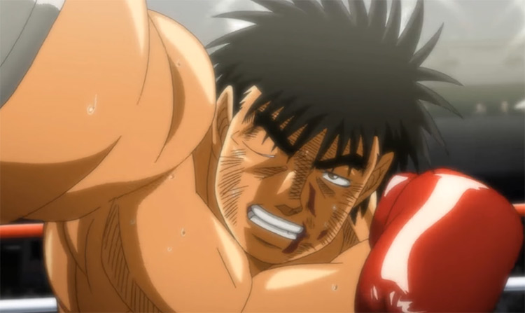Hajime no Ippo (Fighting Spirit) Shounen Anime Screenshot