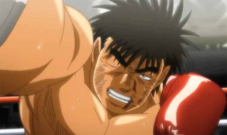 Hajime no Ippo (Fighting Spirit) Shounen Anime Screenshot