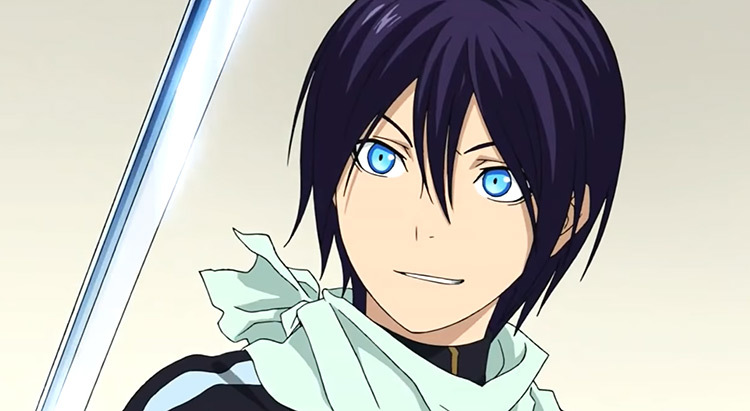 Noragami Shounen Anime Screenshot