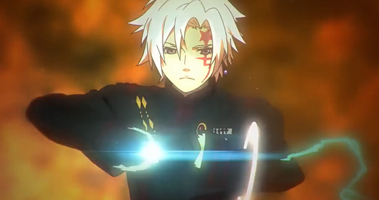 D.Gray-man Shounen Anime Screenshot