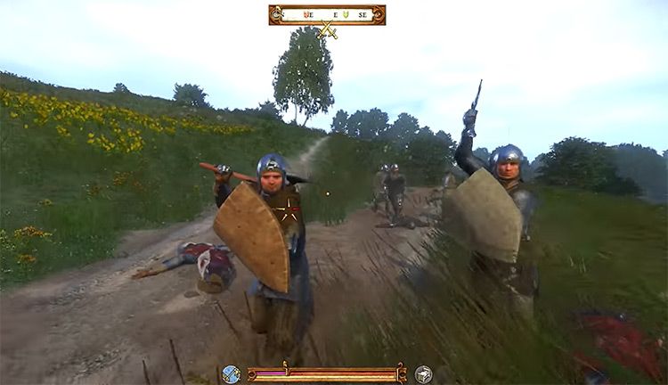 More Enemies Kingdom Come Deliverance Mod
