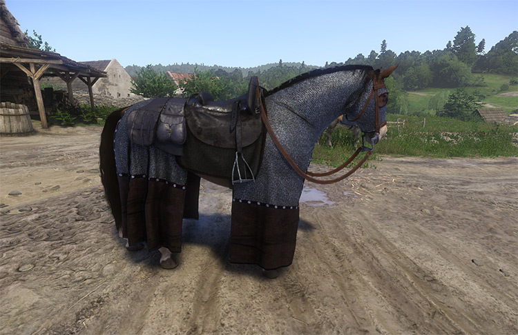 Horse Armor - Kingdom Come Deliverance Mod