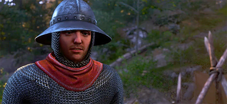 Stay Clean Longer Kingdom Come Deliverance Mod