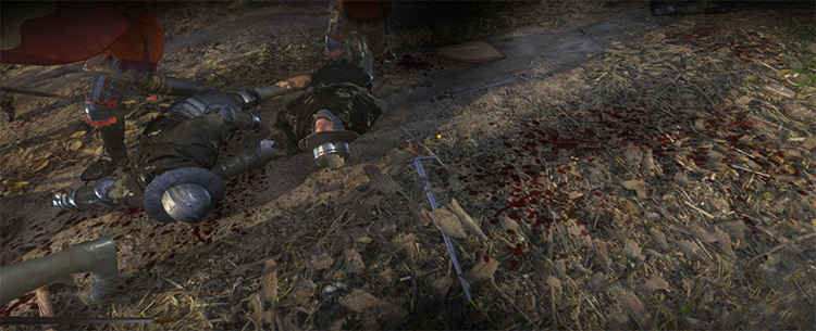 Blood Mod – Alpha Kingdom Come Deliverance Mod