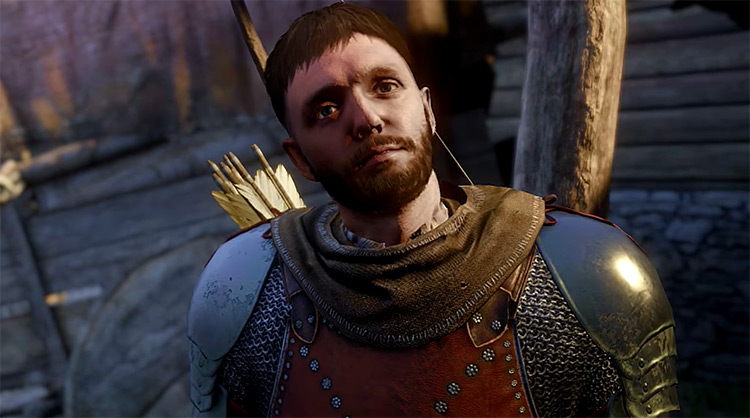 Henry Grows a Beard Kingdom Come Deliverance Mod