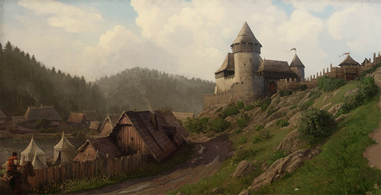 Kingdom Come Deliverance Mod