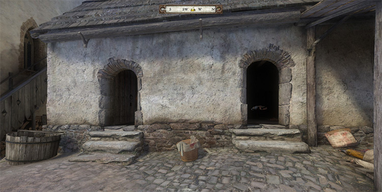 Better Vanilla HUD Kingdom Come Deliverance Mod