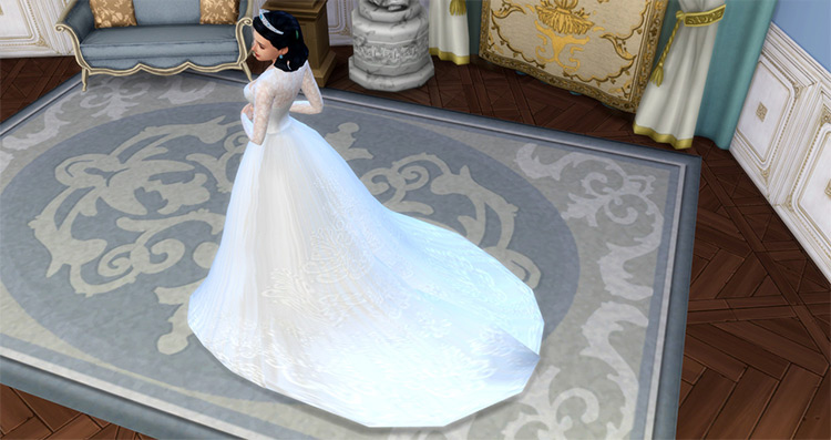 Duchess of Cambridge Wedding Dress CC