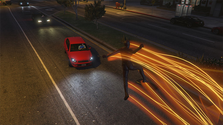 The Flash Mod for GTA5