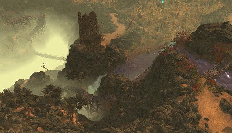 Nydiamar Mod Screenshot - Grim Dawn