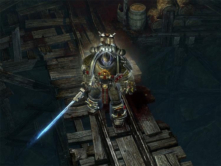 Warhammer 40k Mod for Grim Dawn