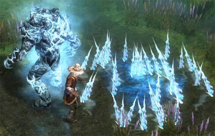 Diablo 3 Classes Mod - Grim Dawn