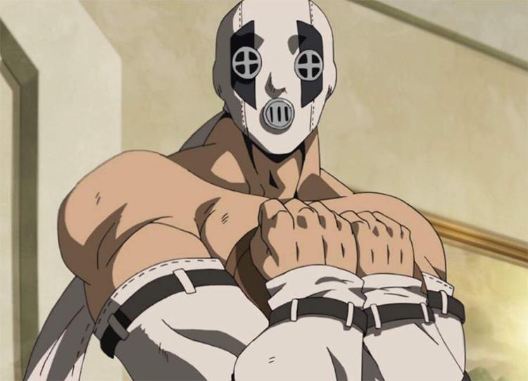 Bols from Akame ga Kill Screenshot