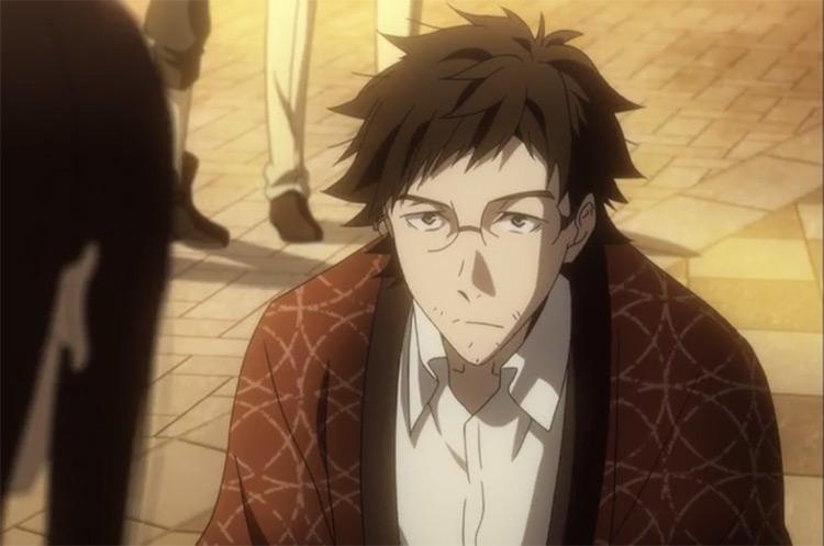 Katai Tayama from Bungo Stray Dogs Anime