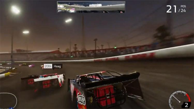 NASCAR Heat 4 gameplay
