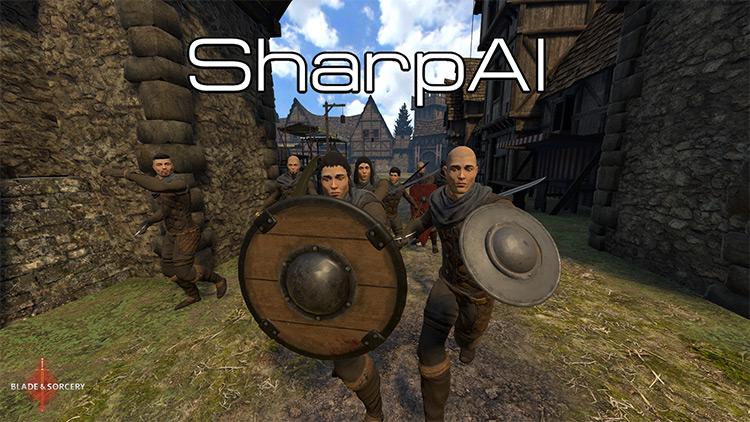 SharpAI Blade & Sorcery mod
