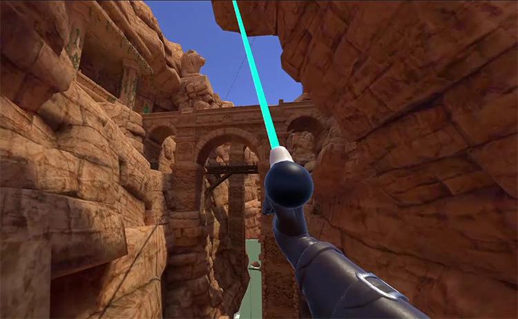 Bond Wire Blade & Sorcery mod