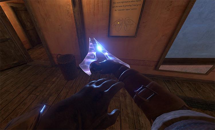 Energy Sword Blade & Sorcery mod