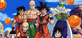 DBZ Featured Screenshot - DBZ Characters 90s Anime