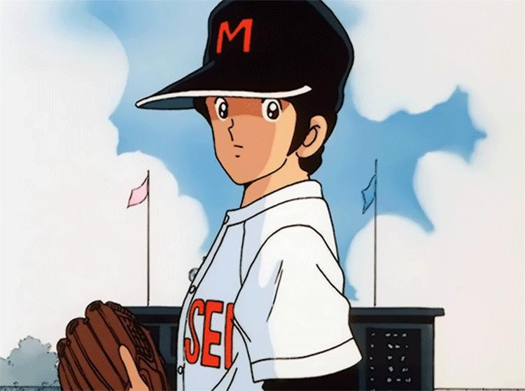 H2 anime screenshot