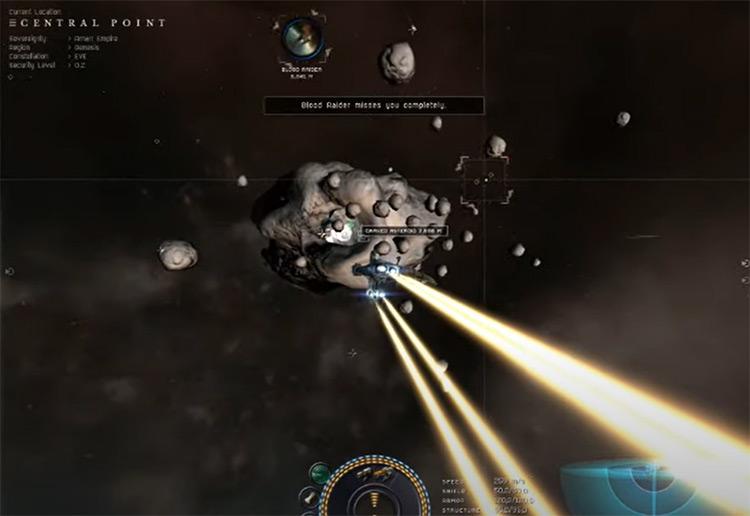 Eve Online game screenshot