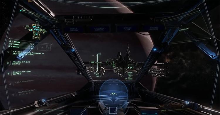 Star Citizen gameplay