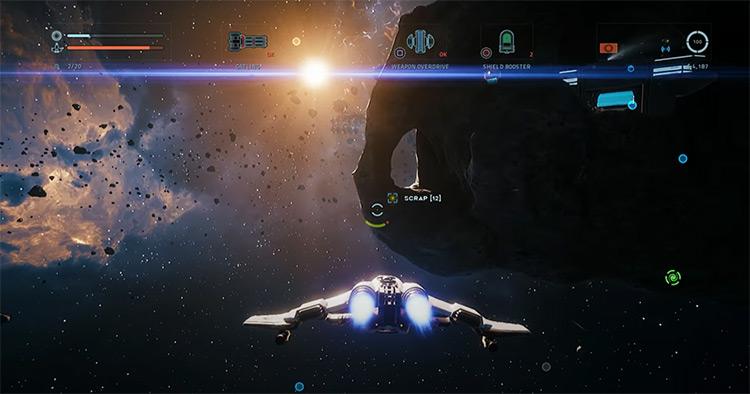 Everspace gameplay screenshot